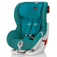 Автокресло Britax Roemer King II LS - Green Marble Highline
