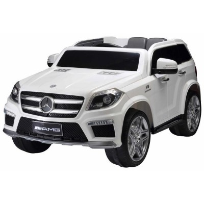 Электромобиль Toy Land Mercedes-Benz GL63 - Белый