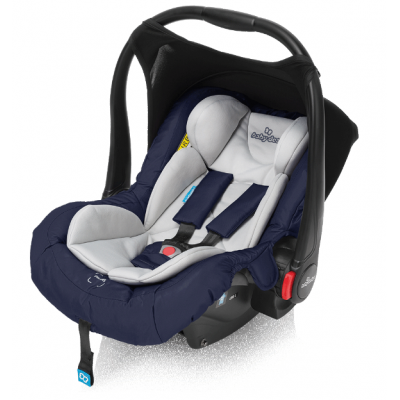 Автокресло Baby Design LEO new - 03 BLUE