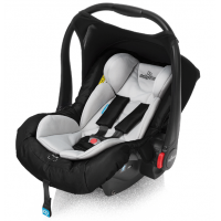 Автокресло Baby Design LEO new - 10 BLACK