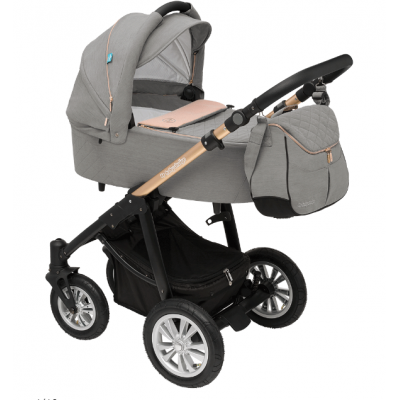 Коляска Baby Design Lupo Comfort Limited  - 01 quartz