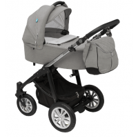 Коляска Baby Design Lupo Comfort Limited - 02 satin