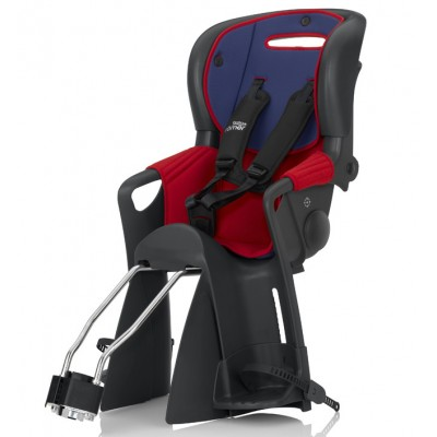 Велокресло Britax Roemer Jockey Comfort - Blue/Red