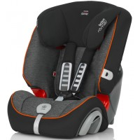 Автокресло Britax Roemer Evolva 123 plus - Black Marble
