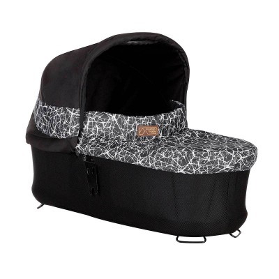 Блок для новорожденных Mountain Buggy Terrain Carrycot Plus - Graphite