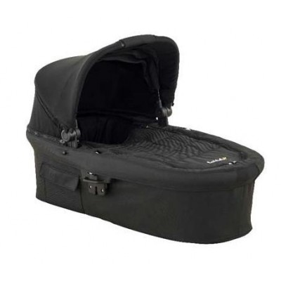 Люлька Larktale Coast Carry cot Folding - Black - w/ Adaptors