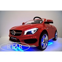 Электромобиль RiverToys Mercedes-Benz CLA45 A777AA