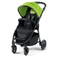 Коляска детская RECARO Citylife - Lime Black Frame
