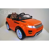 Электромобиль RiverToys Range Rover A111AA VIP - Оранжевый