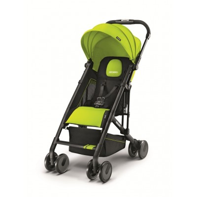 Коляска детская RECARO Easylife - Lime Black Frame