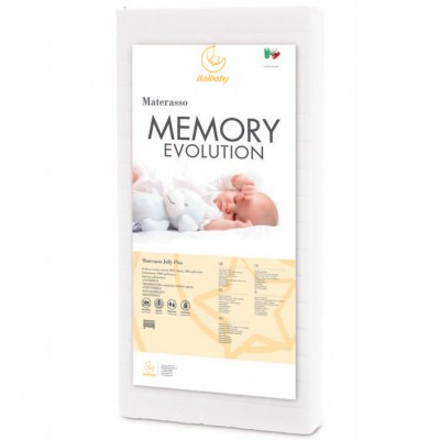 Матрас Italbaby Memory Evolution 63*125см